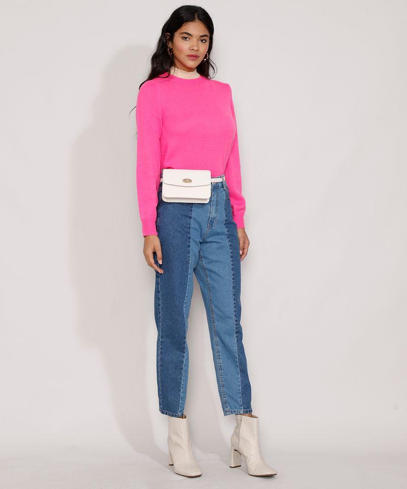 Calca-Jeans-Feminina-Mom-Cintura-Super-Alta-com-Recortes-Azul-Medio-9985623-Azul_Medio_3