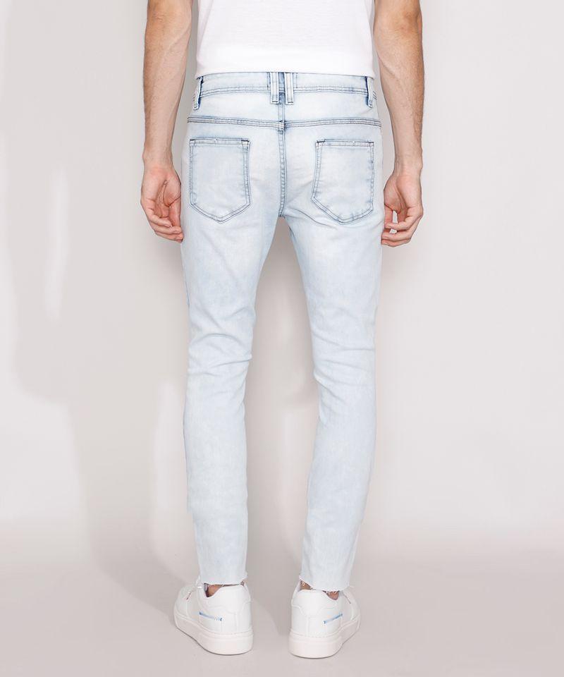 Calca-Jeans-Masculina-Skinny-Destroyed-Azul-Claro-9964246-Azul_Claro_2