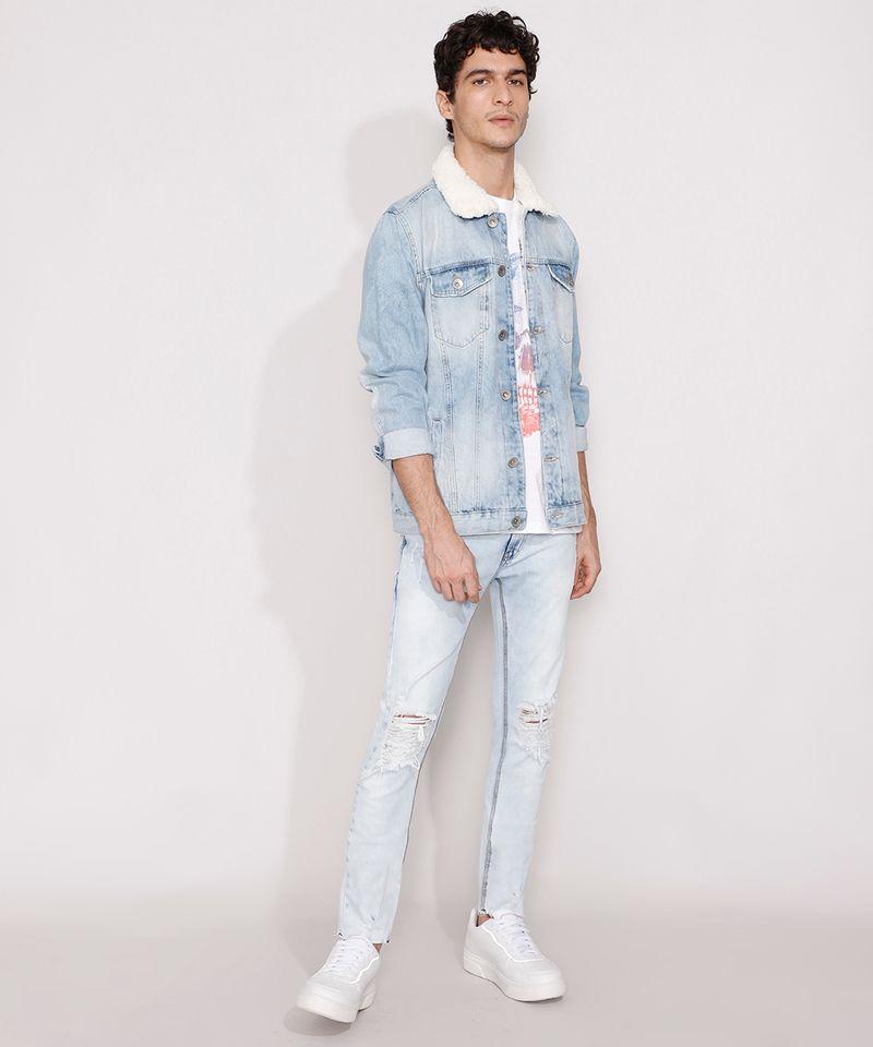 Calca-Jeans-Masculina-Skinny-Destroyed-Azul-Claro-9964246-Azul_Claro_3