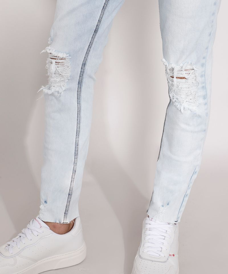 Calca-Jeans-Masculina-Skinny-Destroyed-Azul-Claro-9964246-Azul_Claro_5