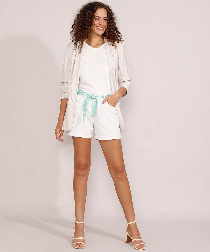 Short-Jeans-Feminino-Midi-Cintura-Media-com-Faixa-para-Amarrar-Estampada-Azul-Claro-9982919-Azul_Claro_3