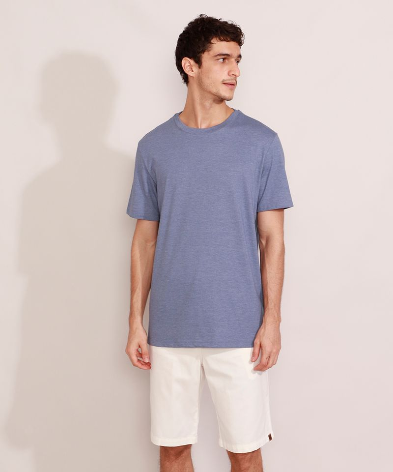 Camiseta-Masculina-Basica-Manga-Curta-Gola-Careca-Azul-9964945-Azul_3