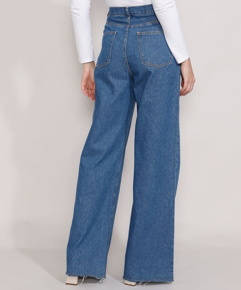 Calca-Jeans-Feminina-Mindset-Wide-Rio-Cintura-Super-Alta-Azul-Medio-9987768-Azul_Medio_2