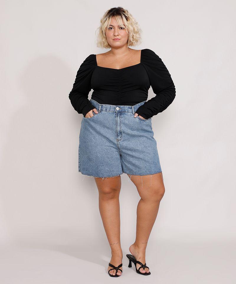 Short-Jeans-Feminino-Plus-Size-Mindset-Los-Angeles-Cintura-Alta-Azul-Medio-Marmorizado-9987769-Azul_Medio_Marmorizado_3
