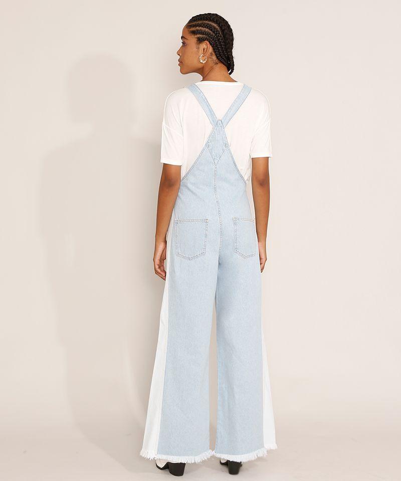 Macacao-Jeans-Feminino-Wide-Bicolor-com-Botoes-e-Barra-Desfiada-Azul-Claro-9985793-Azul_Claro_2