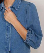Camisa-Jeans-Feminina-Manga-Bufante-Azul-Medio-9978883-Azul_Medio_6