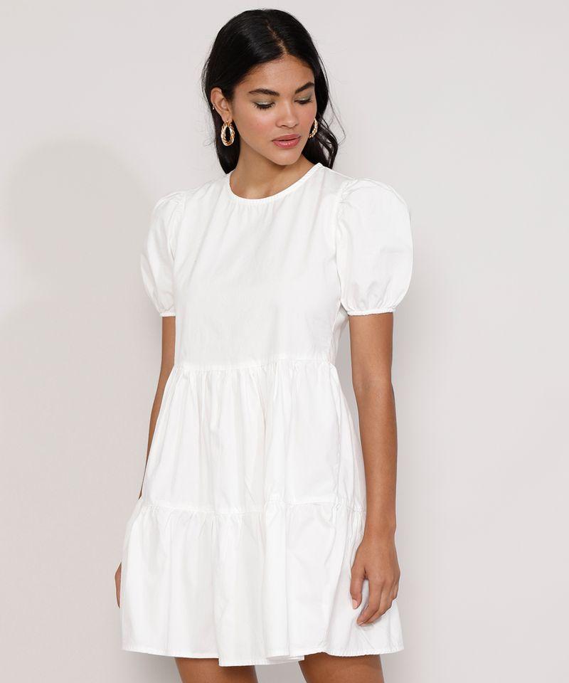 Vestido-Feminino-Curto-com-Recortes-Manga-Bufante-Off-White-9978885-Off_White_1