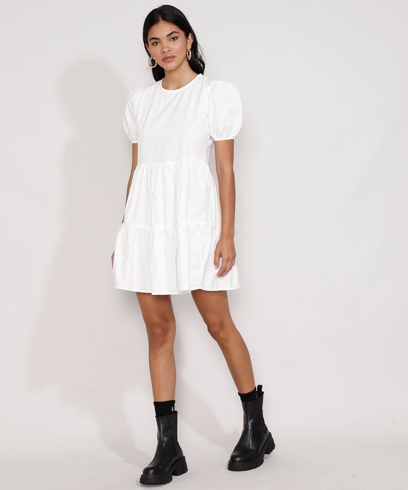 Vestido-Feminino-Curto-com-Recortes-Manga-Bufante-Off-White-9978885-Off_White_3