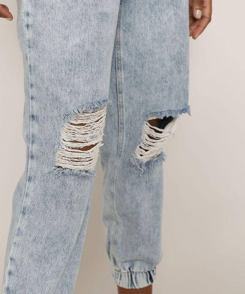 Calca-Jeans-Feminina-Jogger-Cintura-Super-Alta-Destroyed-Marmorizada-Azul-Claro-9978882-Azul_Claro_6