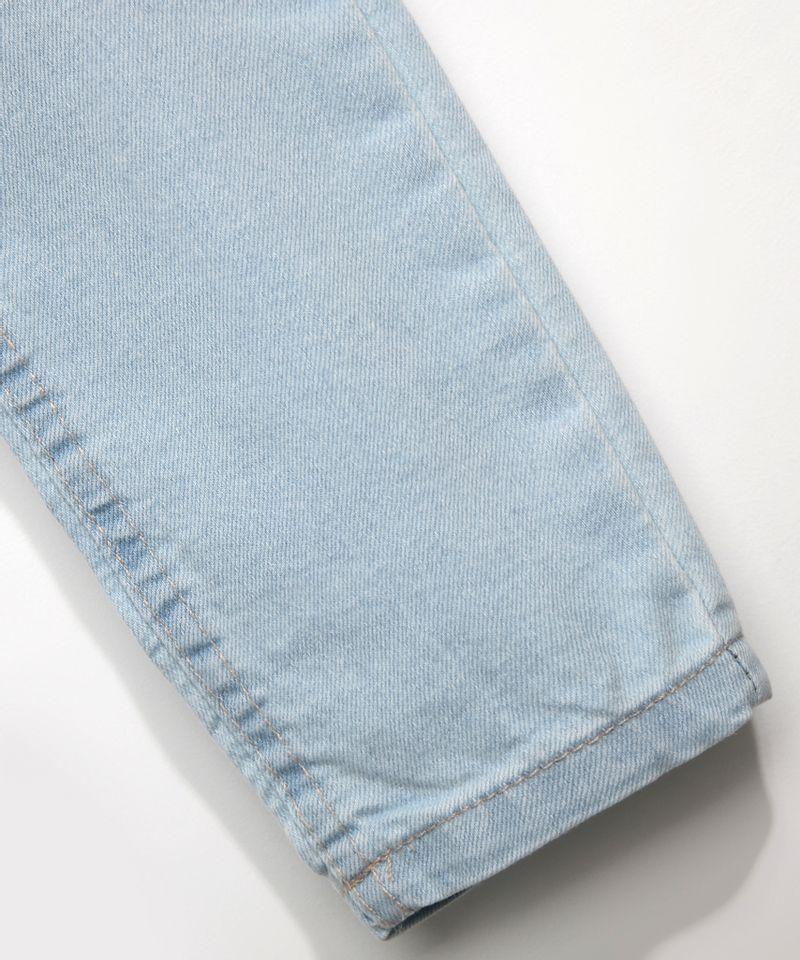 Calca-Jeans-Feminina-Cigarrete-Cintura-Media-Azul-Medio-9979815-Azul_Medio_4