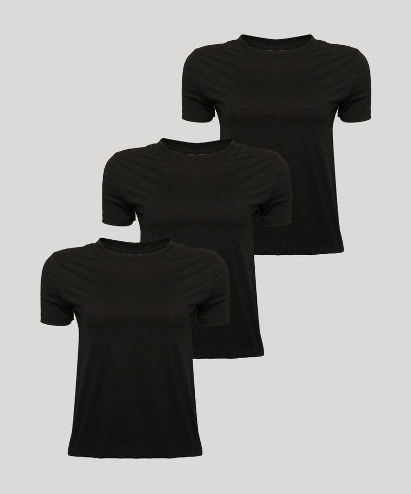 Kit-de-3-Camisetas-Femininas-Basicas-Manga-Curta-Cropped-Decote-Redondo-Preto-9987034-Preto_1