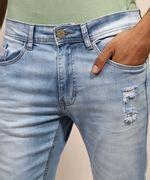 Calca-Jeans-Masculina-Skinny-Cropped-Destroyed-Azul-Claro-9982497-Azul_Claro_5