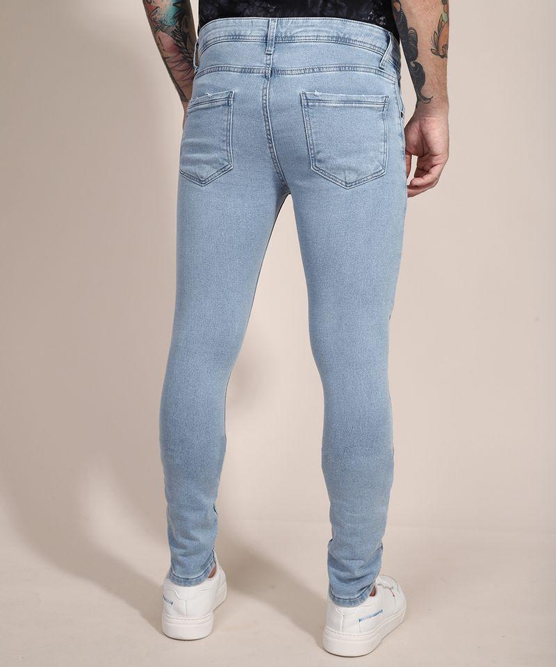 Calca-Skinny-Jeans-Moletom-com-Puidos--Azul-Claro-9982580-Azul_Claro_2