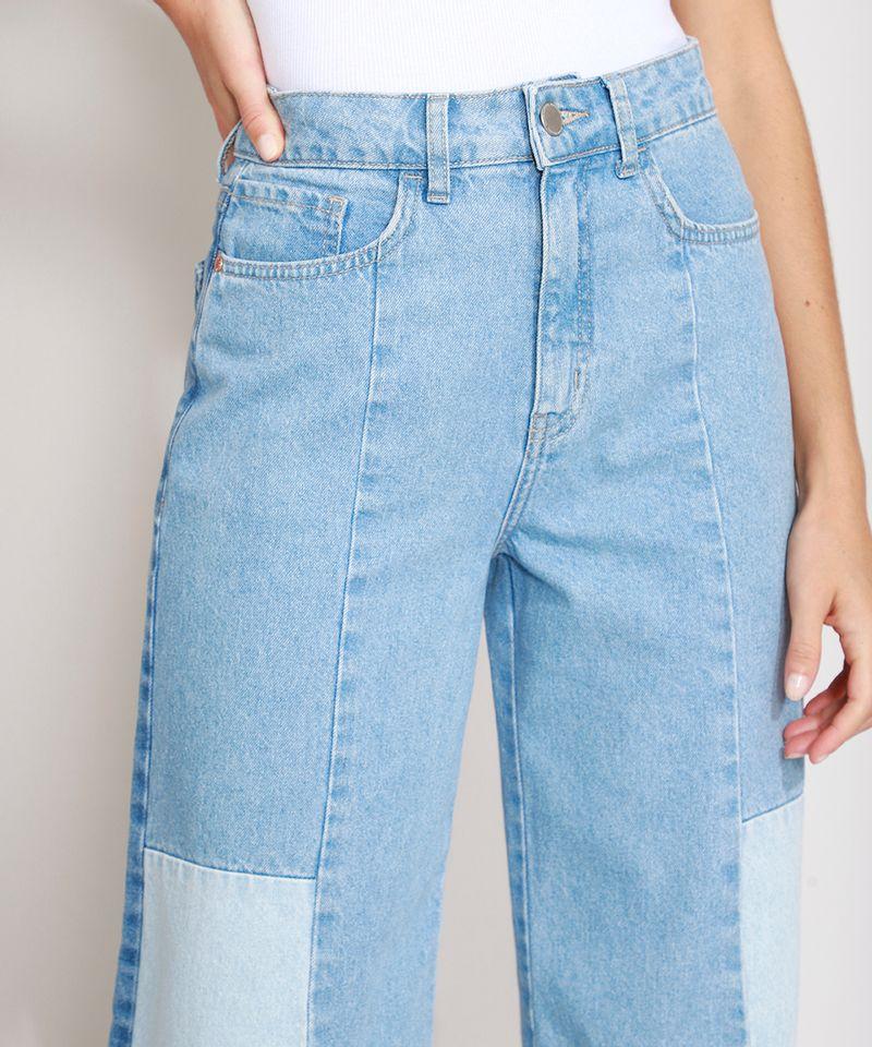 Calca-Wide-Pantalona-Jeans-com-Recortes-Cintura-Super-Alta-Azul-Medio-9988927-Azul_Medio_4