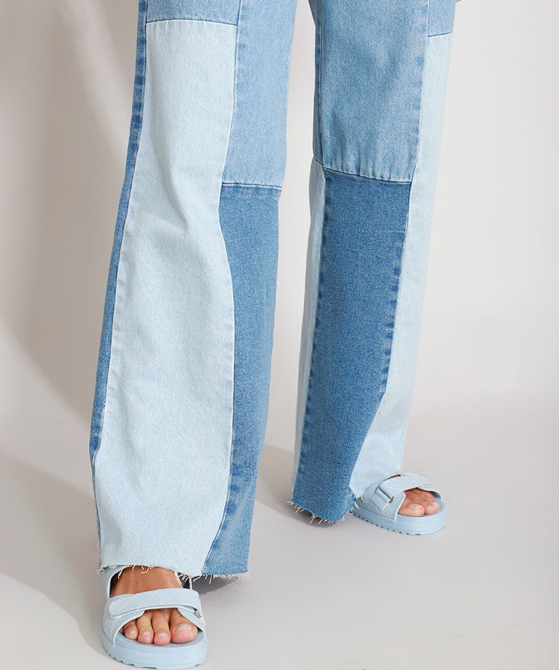 Calca-Wide-Pantalona-Jeans-com-Recortes-Cintura-Super-Alta-Azul-Medio-9988927-Azul_Medio_5