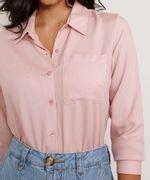 Camisa-de-Viscose-Basica-Manga-Longa-com-Bolso-Rose-9985542-Rose_5