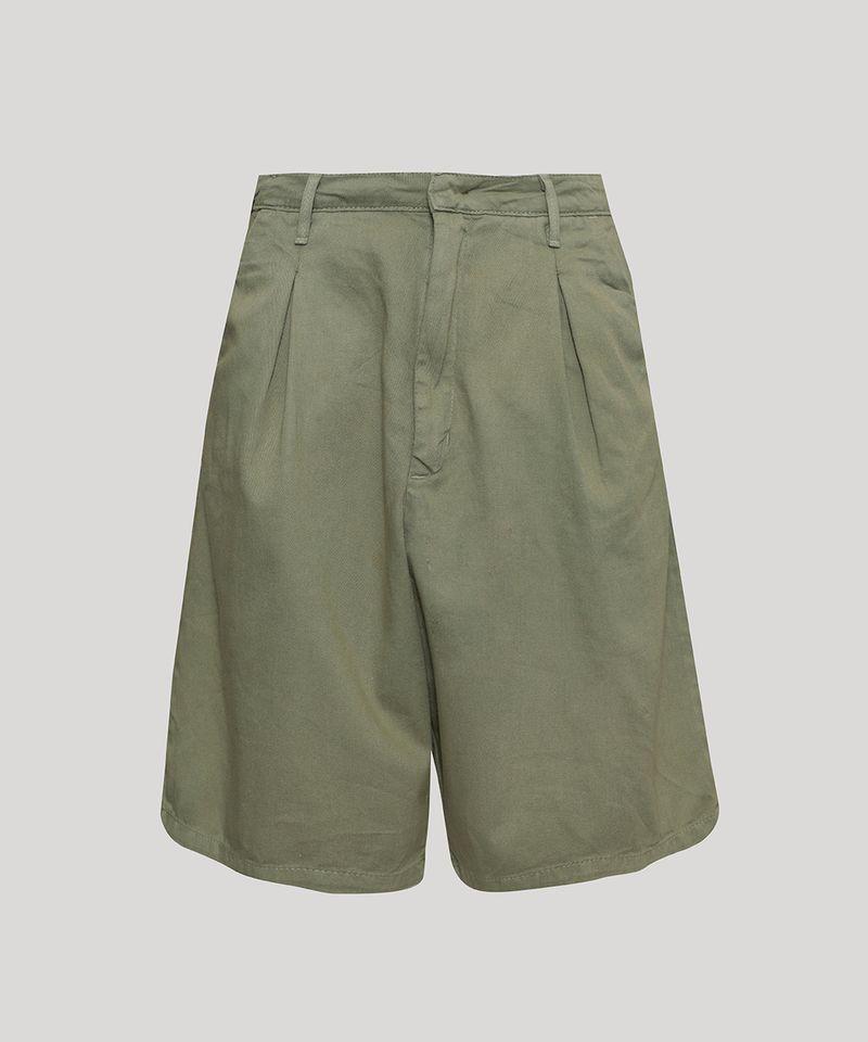Bermuda-de-Sarja-Alfaiataria-Cintura-Super-Alta-Mindset-Verde-Militar-9990999-Verde_Militar_7