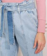 Calca-Clochard-Jogger-Jeans-com-Recortes-e-Faixa-para-Amarrar-Cintura-Super-Alta-Azul-Claro-9985904-Azul_Claro_6