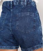 Short-Midi-Jeans-Alfaiataria-com-Botoes-Cintura-Alta-Azul-Escuro-9988998-Azul_Escuro_5