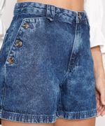Short-Midi-Jeans-Alfaiataria-com-Botoes-Cintura-Alta-Azul-Escuro-9988998-Azul_Escuro_6