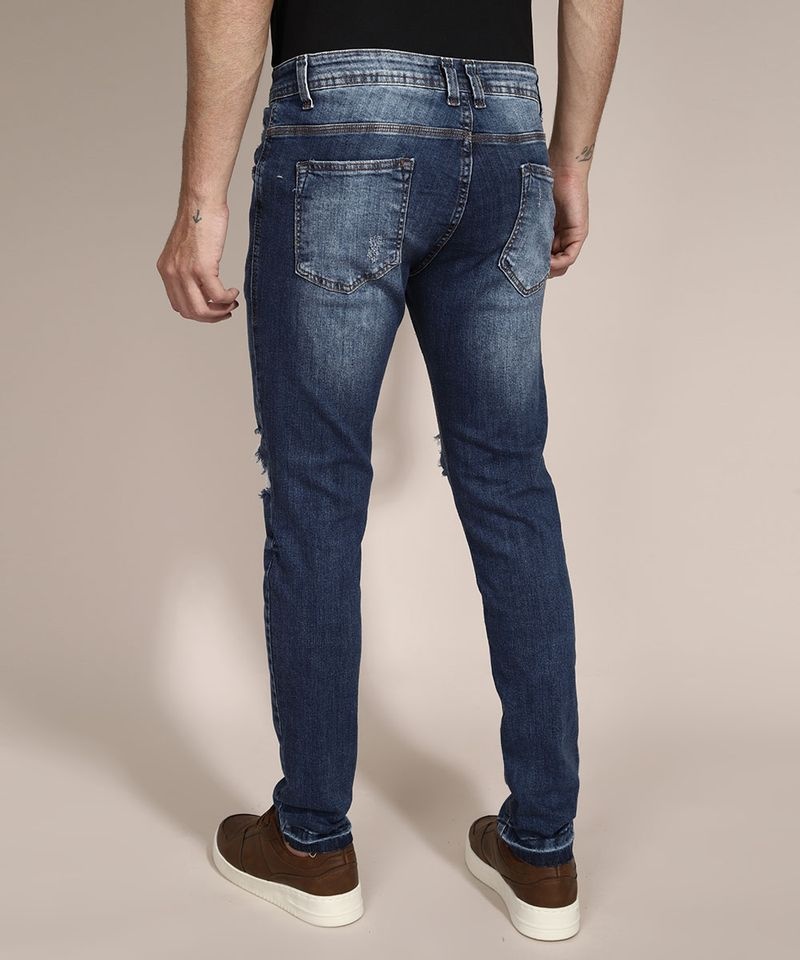 Calca-Skinny-Jeans-Destroyed-com-Bolsos-Azul-Escuro-9964245-Azul_Escuro_2