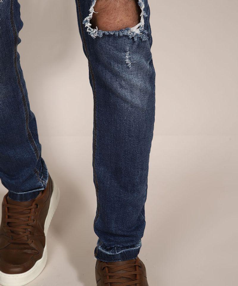 Calca-Skinny-Jeans-Destroyed-com-Bolsos-Azul-Escuro-9964245-Azul_Escuro_6