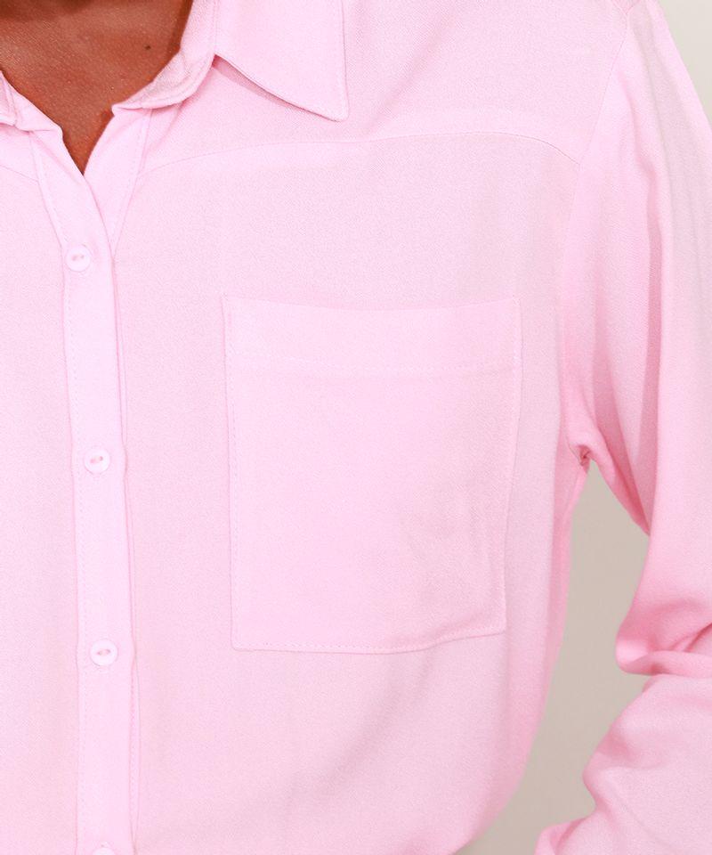 Camisa-de-Viscose-com-Bolso-Manga-Longa-Mindset-Rosa-Claro-9991493-Rosa_Claro_5