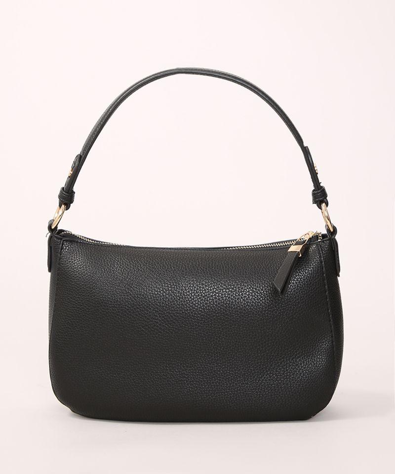 Bolsa-Baguete-Pequena-com-Alca-Removivel-Preta-9974502-Preto_4