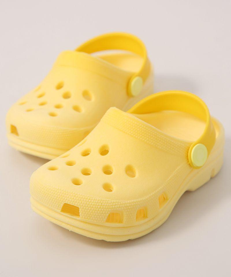 Babuche-Infantil-Amarela-9992645-Amarelo_3