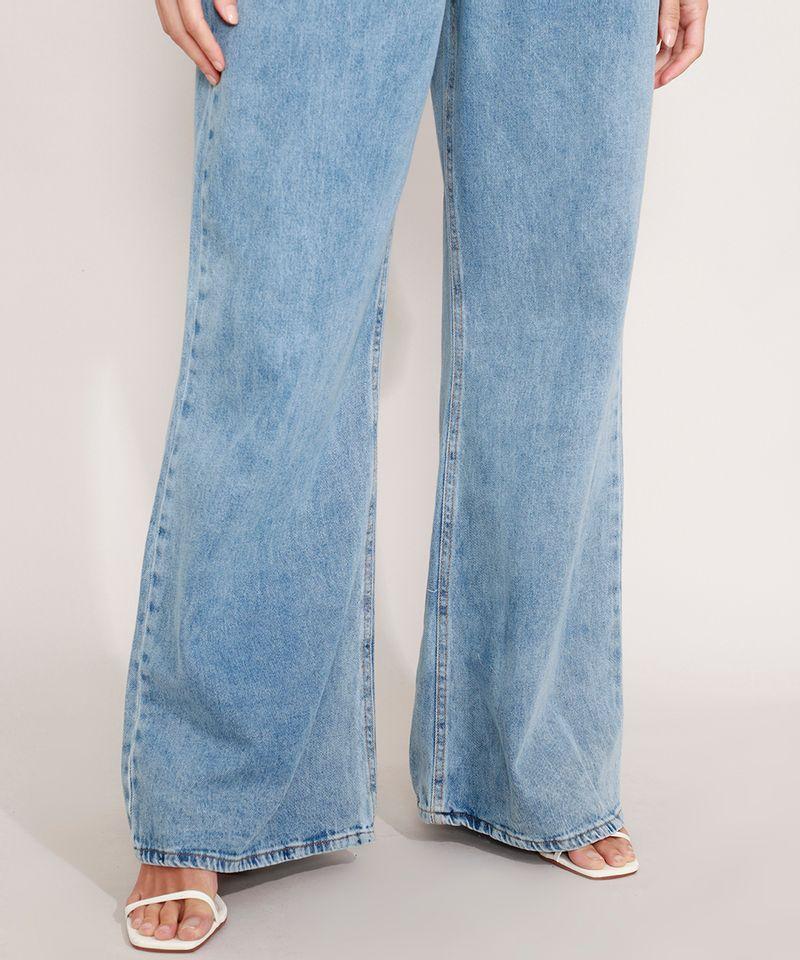 Calca-Wide-Jeans-Cintura-Super-Alta-com-Cos-Duplo-Azul-Medio-9985478-Azul_Medio_5