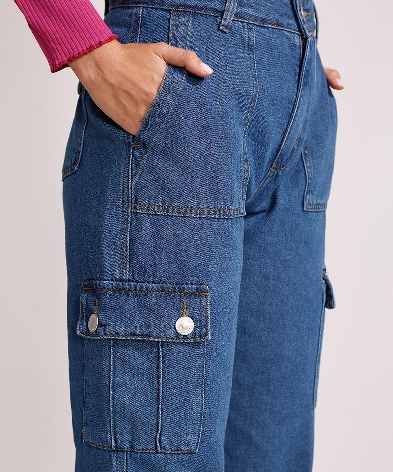 Calca-Jogger-Cargo-Jeans-Cintura-Alta-Azul-Escuro-9992664-Azul_Escuro_6