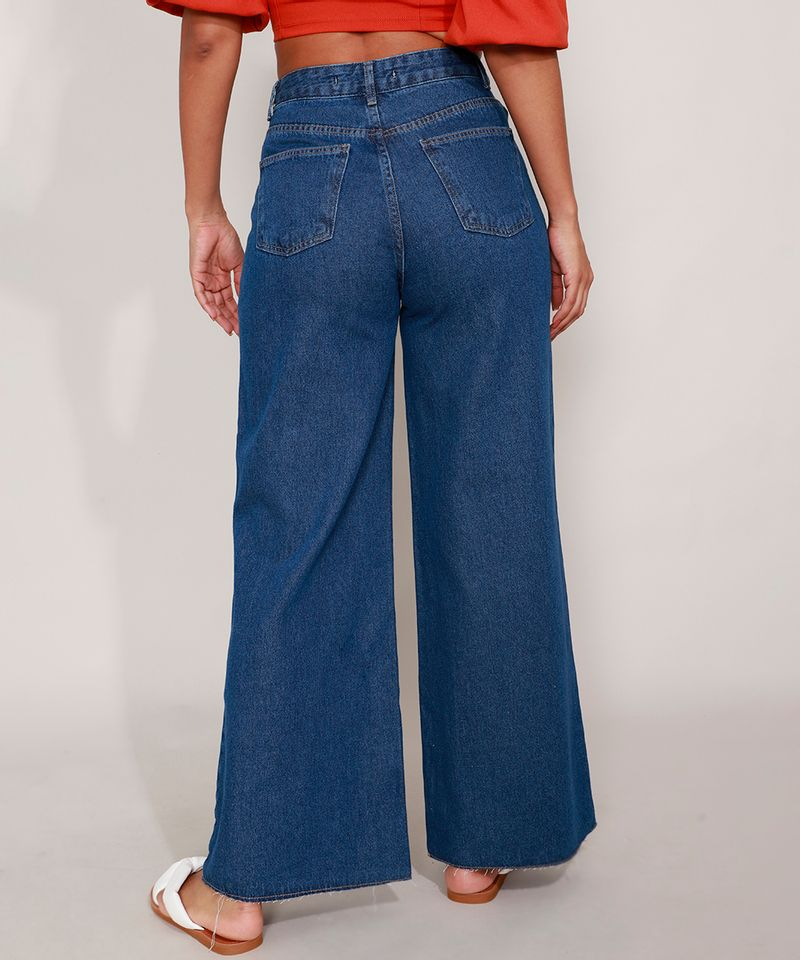 Calca-Wide-Jeans-Cintura-Super-Alta-Cut-Out-Azul-Medio-9992722-Azul_Medio_2