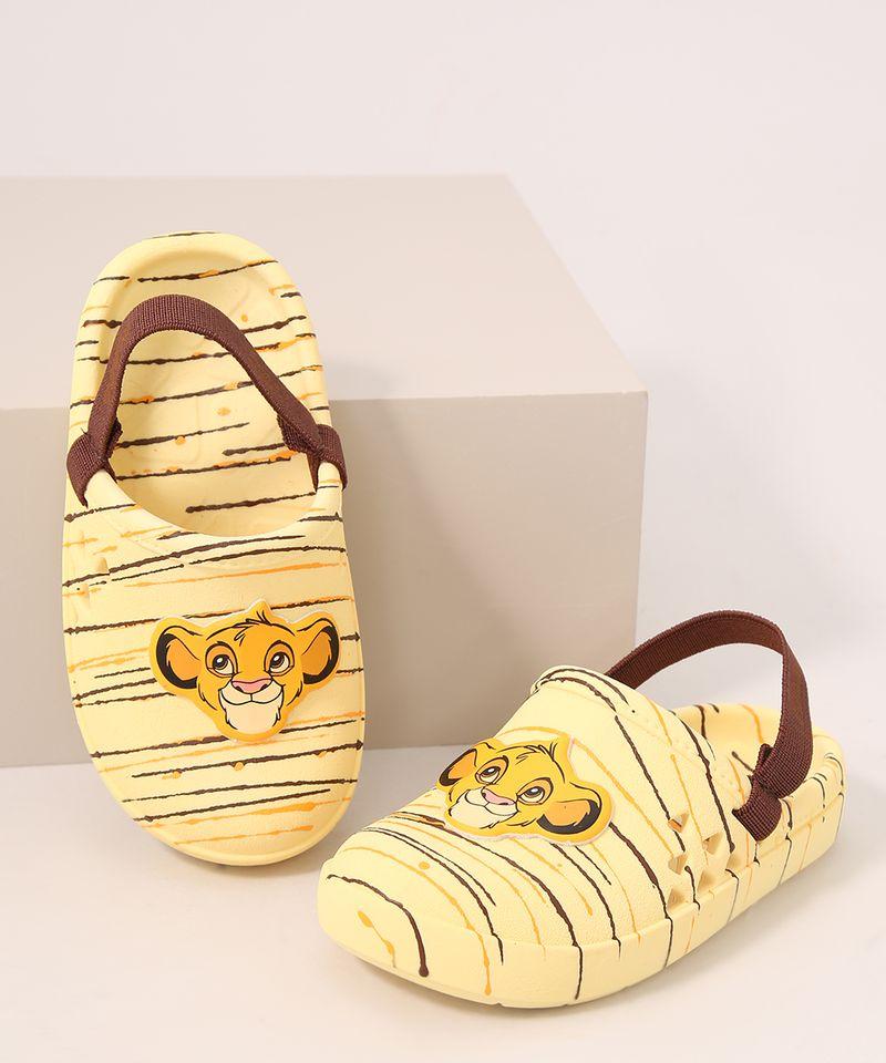 Babuche-Infantil-Simba-Grendene-Amarela-9991126-Amarelo_1