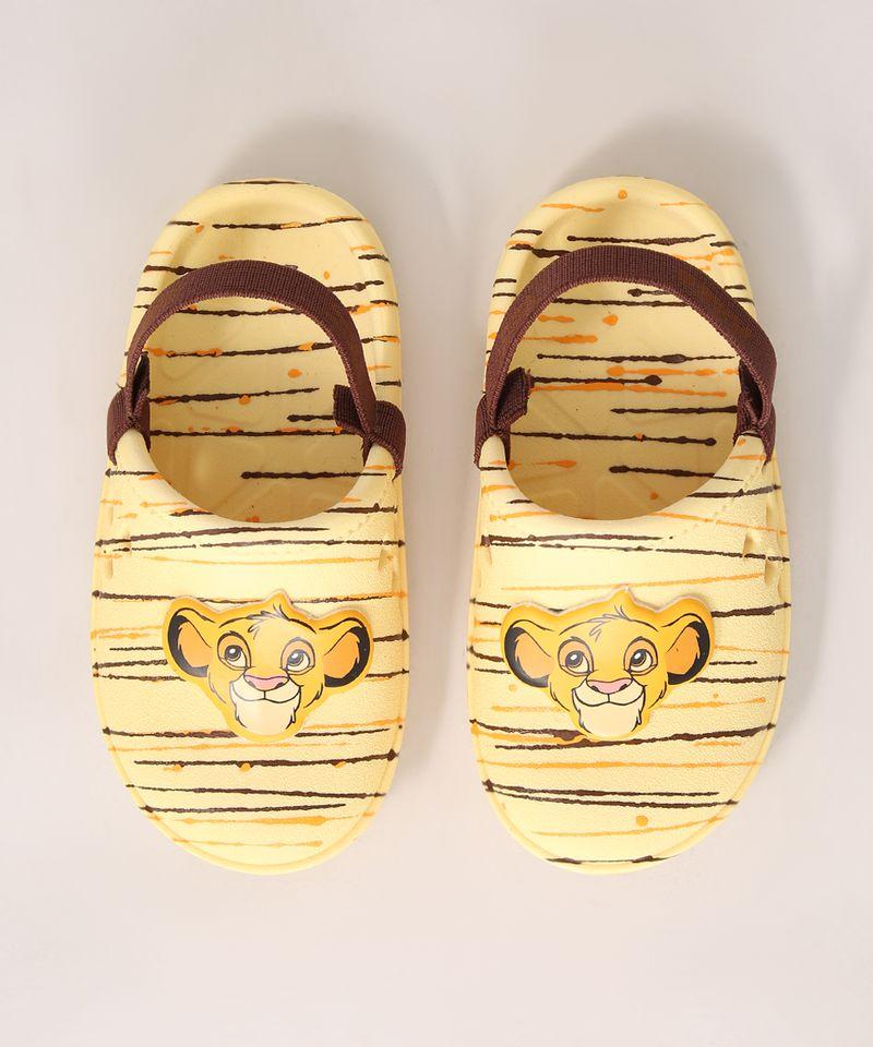 Babuche-Infantil-Simba-Grendene-Amarela-9991126-Amarelo_2