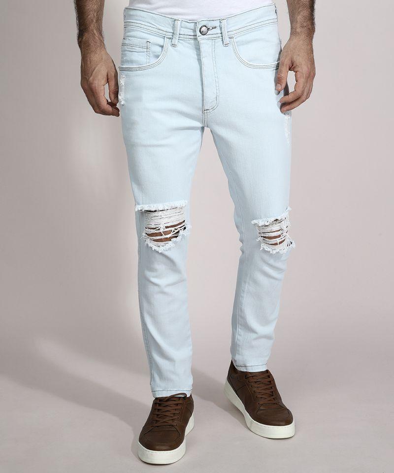 Calca-Skinny-Jeans-Destroyed-com-Bolsos-Azul-Claro-9982018-Azul_Claro_1