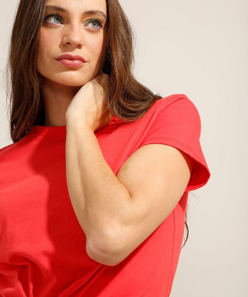 Camiseta-Cropped-de-Algodao-Basica-com-No-Manga-Curta-Decote-Redondo-Vermelha-9990323-Vermelho_6