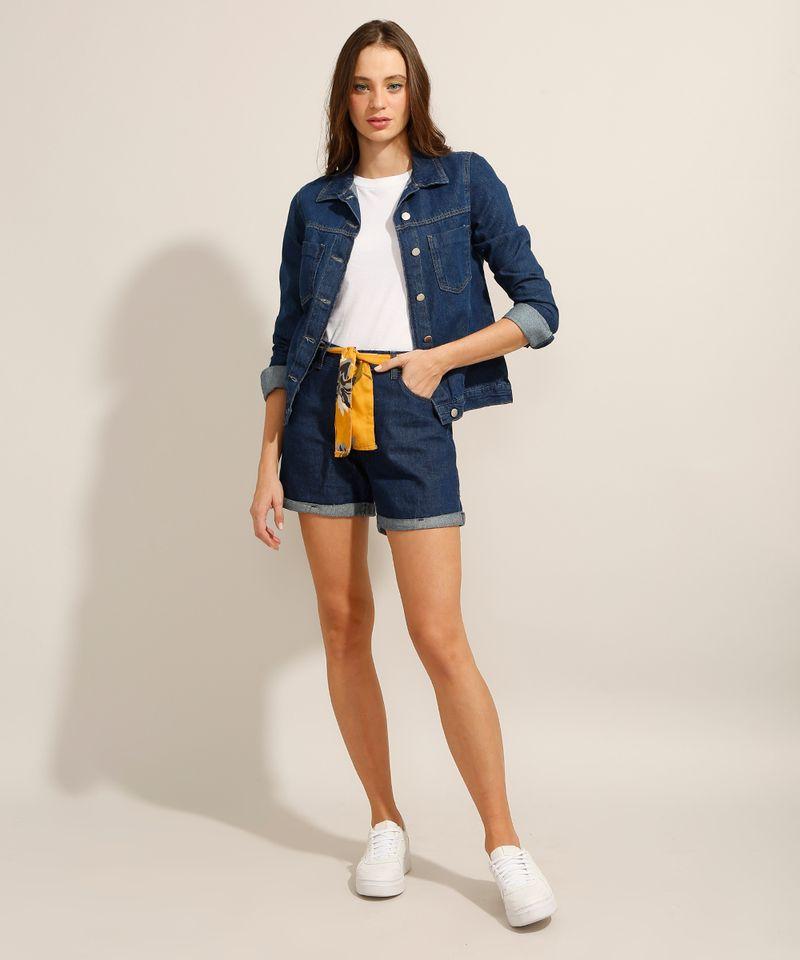 Jaqueta-Jeans-com-Bolsos-Azul-Escuro-9991740-Azul_Escuro_3