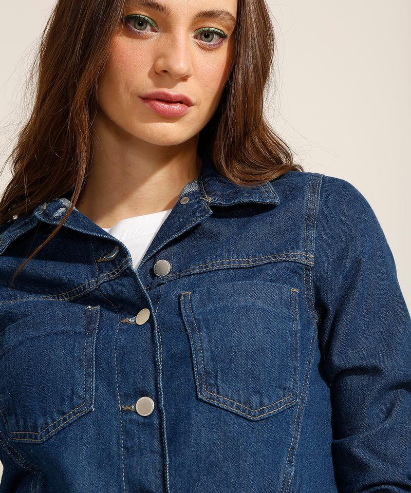 Jaqueta-Jeans-com-Bolsos-Azul-Escuro-9991740-Azul_Escuro_5