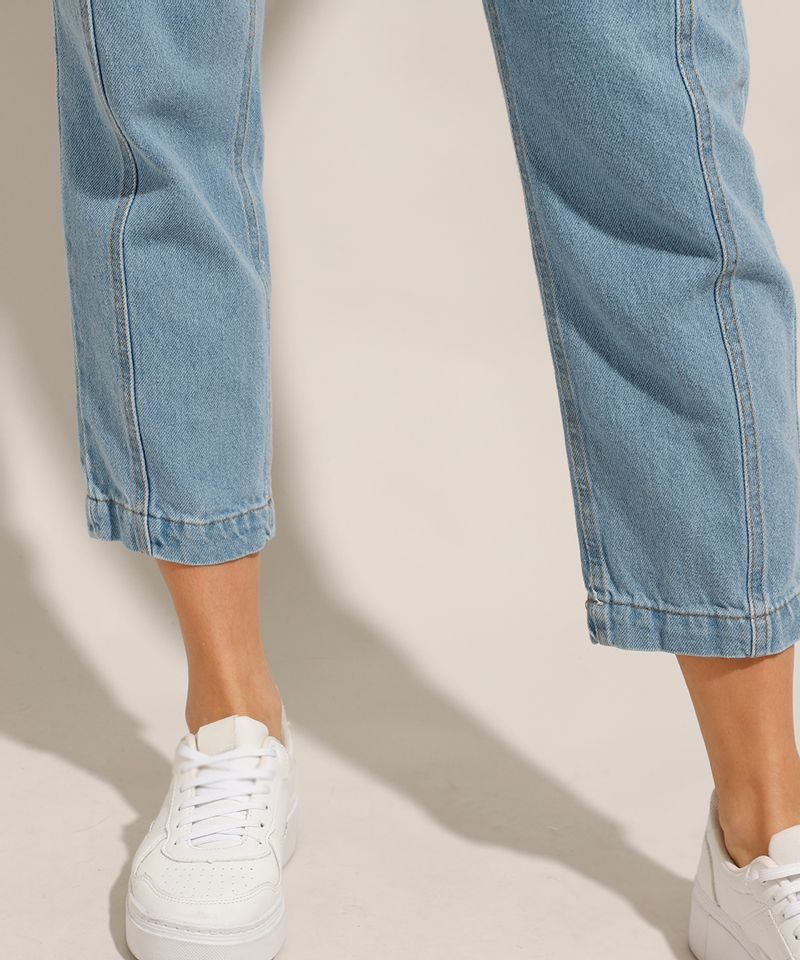 Calca-Jeans-Reta-Cintura-Super-Alta-com-Botoes-Azul-Claro-9991274-Azul_Claro_6