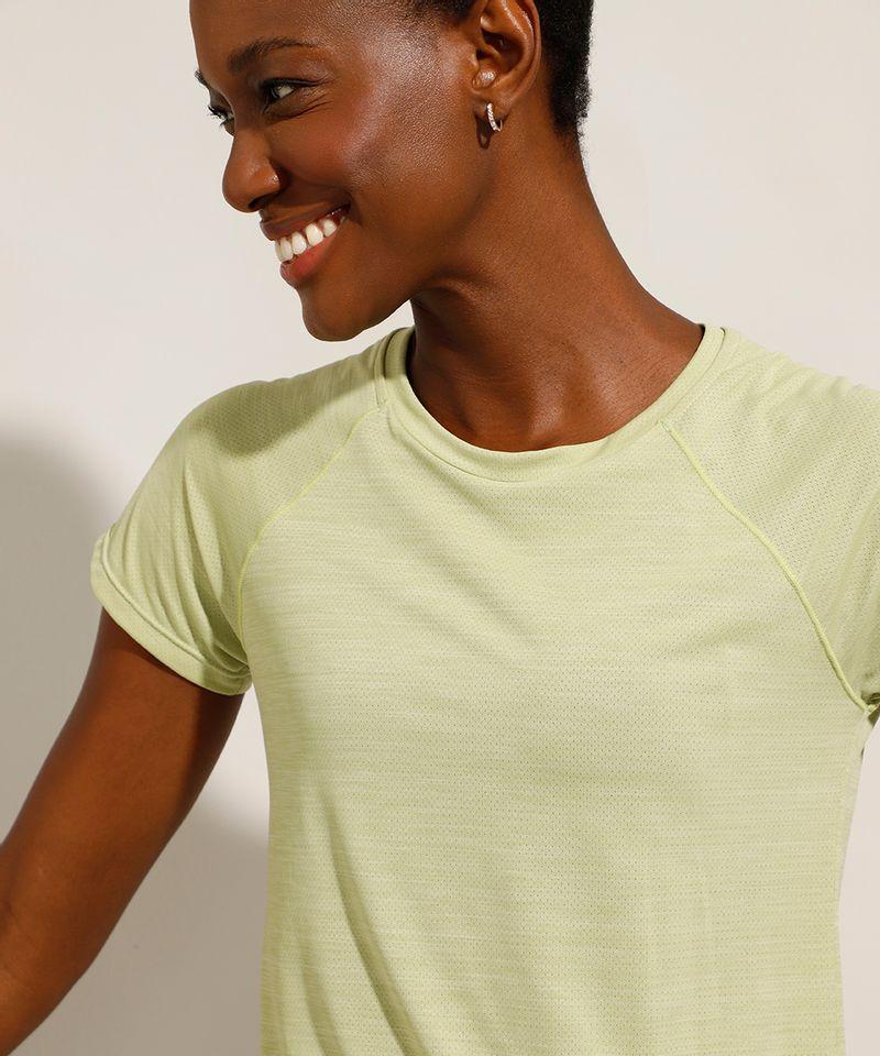 Camiseta-de-Poliamida-Esportiva-Ace-com-Micro-Furos-Manga-Curta-Decote-Redondo-Verde-9984100-Verde_4