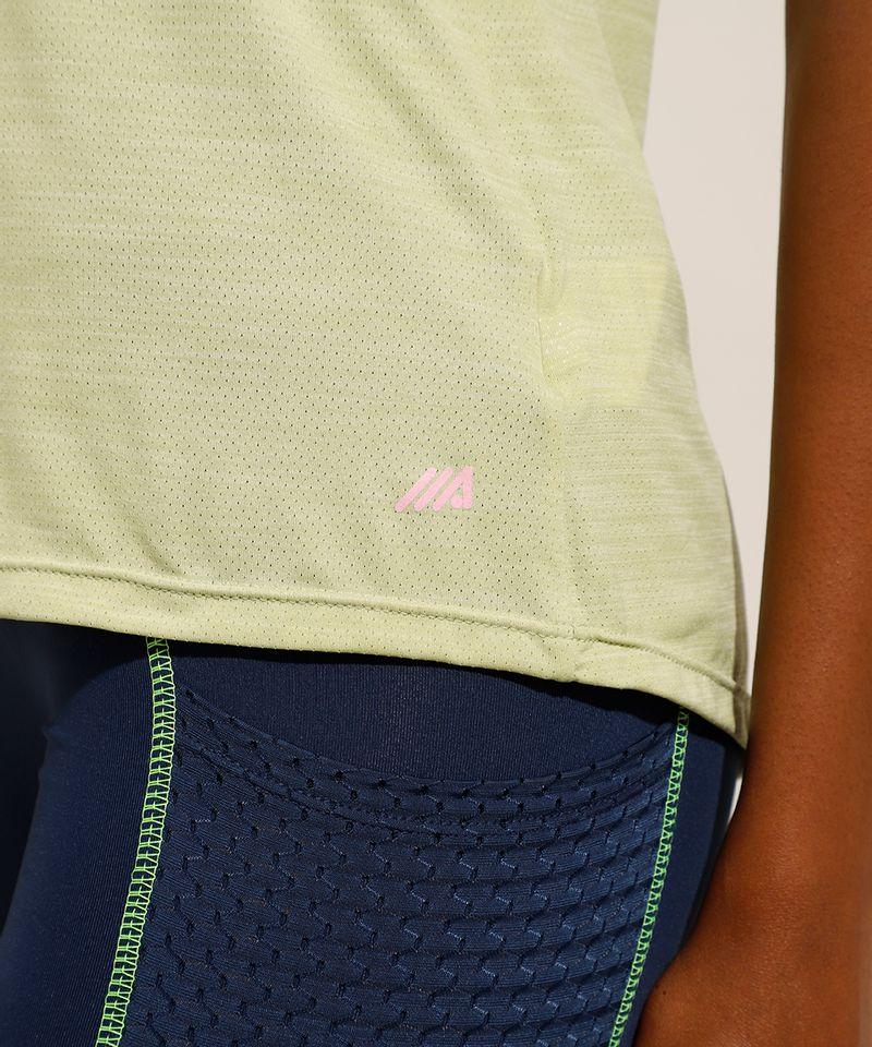 Camiseta-de-Poliamida-Esportiva-Ace-com-Micro-Furos-Manga-Curta-Decote-Redondo-Verde-9984100-Verde_5