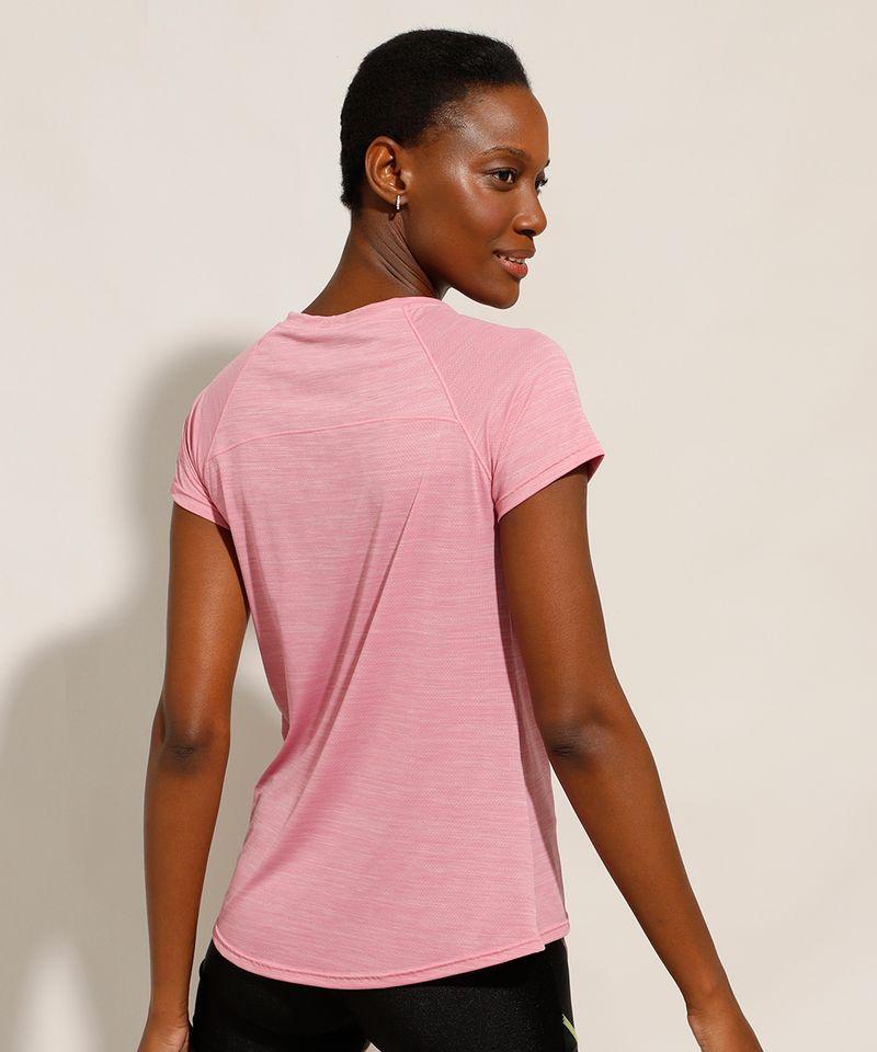 Camiseta-de-Poliamida-Esportiva-Ace-com-Micro-Furos-Manga-Curta-Decote-Redondo-Rosa-9984100-Rosa_2