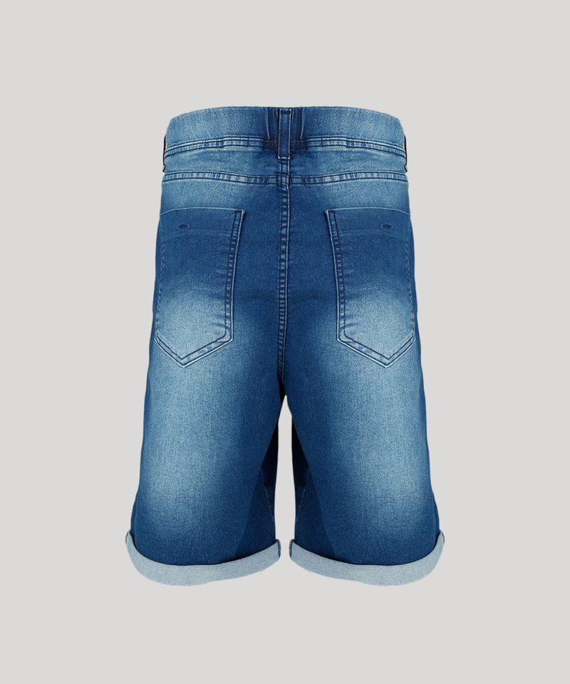 Bermuda-Jeans-Masculina-Reta-com-Cordao-Azul-Escuro-8766323-Azul_Escuro_6