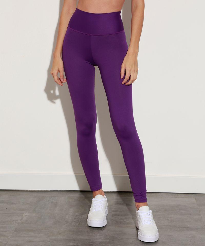 Calça <em>legging</em> com proteção UV Mindset, da C&A