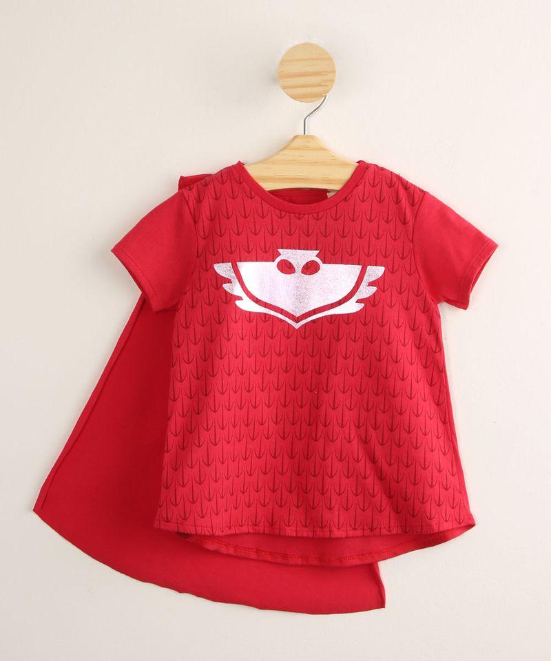 Blusa-Infantil-de-Algodao-PJ-Masks-com-Capa-Vermelha-9996675-Vermelho_1