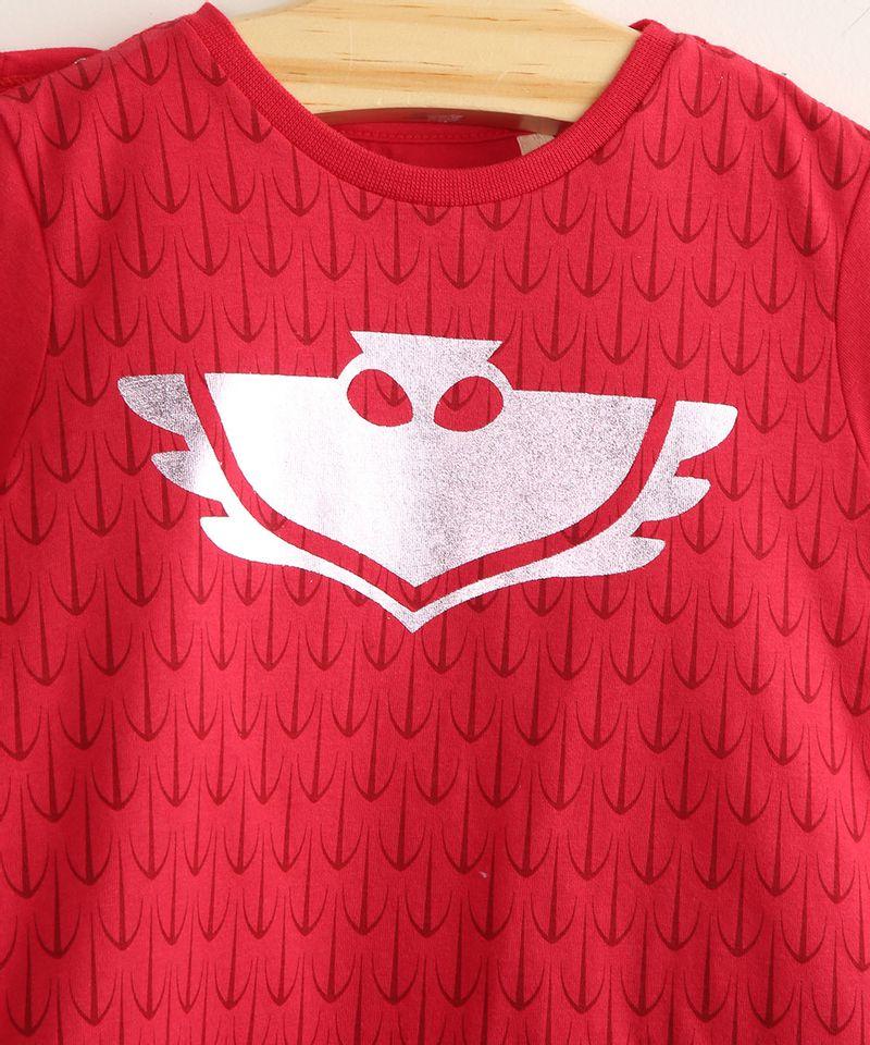 Blusa-Infantil-de-Algodao-PJ-Masks-com-Capa-Vermelha-9996675-Vermelho_2