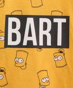 Camiseta-Infantil-de-Algodao-Estampada-Bart-Simpson-Manga-Curta-Amarela-9995245-Amarelo_2