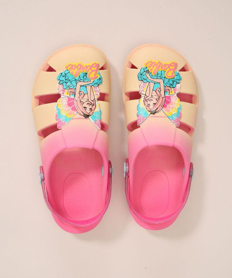 Babuche-Infantil-Barbie--Magic-Garden--Grandene-Multicor-1005991-Multicor_1