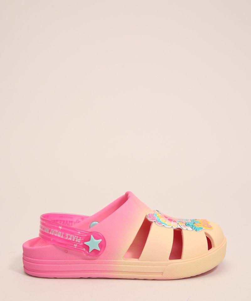 Babuche-Infantil-Barbie--Magic-Garden--Grandene-Multicor-1005991-Multicor_2