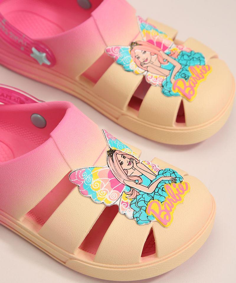 Babuche-Infantil-Barbie--Magic-Garden--Grandene-Multicor-1005991-Multicor_3